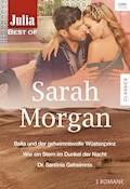 Julia Best of Band 208 - Sarah Morgan - E-Book