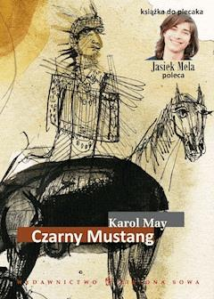 Czarny mustang - Karol May - ebook