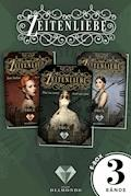 Alle Bände der romantischen »Zeitenliebe«-Trilogie in einer E-Box! - Ewa A. - E-Book