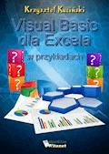 Visual Basic dla Excela w przykładach - Krzysztof Kuciński - ebook