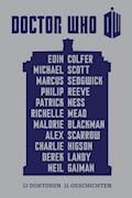 Doctor Who: 11 Doktoren, 11 Geschichten - Neil Gaiman - E-Book