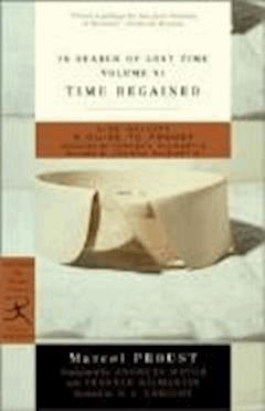 Time Regained - Marcel Proust - ebook