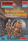 Perry Rhodan 1055: Das psionische Labyrinth - H.G. Ewers - E-Book