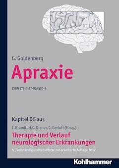 Apraxie - G. Goldenberg - E-Book