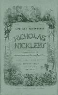 Vie et aventures de Nicolas Nickleby - Tome II - Charles Dickens - ebook