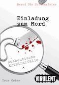 Einladung zum Mord - Bernd Udo Schwenzfeier - E-Book