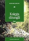 Księga dżungli - Rudyard Kipling - ebook + audiobook