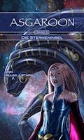 ASGAROON (5) - Die Sterneninsel - Allan J. Stark - E-Book