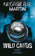 Wild Cards - Die Cops von Jokertown - George R.R. Martin - E-Book