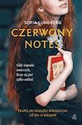 Czerwony notes - Sofia Lundberg - ebook + audiobook