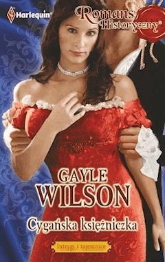 Cygańska księżniczka - Gayle Wilson - ebook