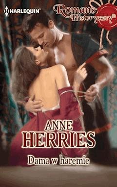 Dama w haremie - Anne Herries - ebook