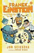 Franek Einstein i elektryczny palec - Jon Scieszka - ebook