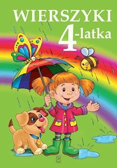 Wierszyki 4-latka - Opracowanie zbiorowe - ebook