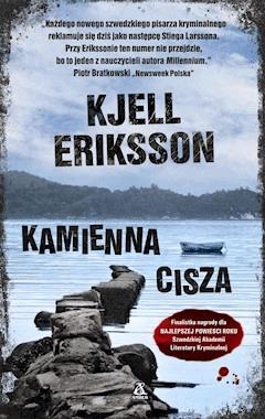 Kamienna cisza - Kjell Eriksson - ebook