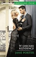 W greckiej rezydencji - Jane Porter - ebook