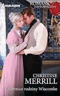 Tajemnice rodziny Wiscombe - Christine Merrill - ebook