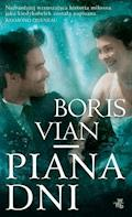 Piana dni - Boris Vian - ebook