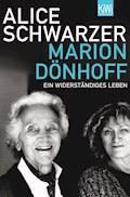 Marion Dönhoff - Alice Schwarzer - E-Book