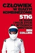 Człowiek w białym kombinezonie - Ben Collins - ebook
