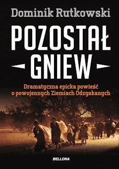 Pozostał gniew - Dominik Rutkowski - ebook