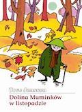 Dolina Muminków w listopadzie - Tove Jansson - ebook + audiobook