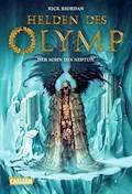 Helden des Olymp 2: Der Sohn des Neptun - Rick Riordan - E-Book