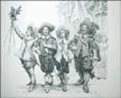 Les Trois mousquetaires - Alexandre Dumas - ebook
