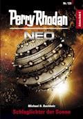 Perry Rhodan Neo 126: Schlaglichter der Sonne - Michael H. Buchholz - E-Book + Hörbüch