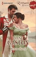 Honor oficera - Diane Gaston - ebook