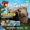 Kapitel 1: Das Geheimnis des T-Rex-Schädels - Thomas Karallus - Hörbüch