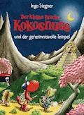 Der kleine Drache Kokosnuss und der geheimnisvolle Tempel - Ingo Siegner - E-Book