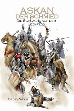 ASKAN Der Schmied - Jürgen Wolf - E-Book