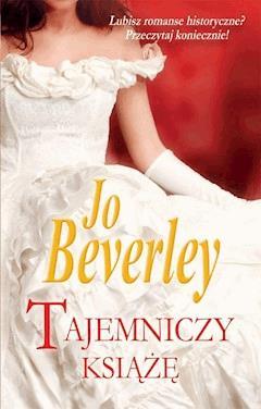 Tajemniczy książę - Jo Beverley - ebook