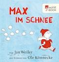 Max im Schnee - Jan Weiler - E-Book