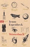 Wörterbuch - Jenny Erpenbeck - E-Book