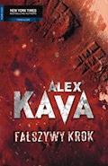 Fałszywy krok - Alex Kava - ebook