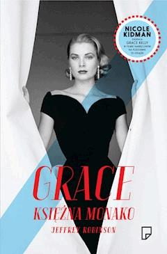 Grace księżna Monako - Jeffrey Robinson - ebook