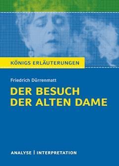 der besuch der alten dame knigs erluterungen e book friedrich drrenmatt - Friedrich Durrenmatt Lebenslauf