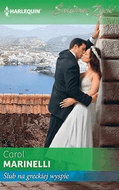Ślub na greckiej wyspie - Carol Marinelli - ebook