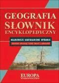 Słownik encyklopedyczny. Geografia  - Praca zbiorowa - ebook