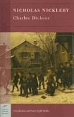 The Life And Adventures Of Nicholas Nickleby - Charles Dickens - ebook