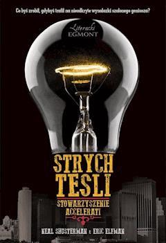 Strych Tesli. Stowarzyszenie Accelerati - Neal Shusterman, Eric Elfman - ebook