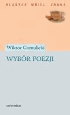 Wybór poezji - Beata Kalęba, Wiktor Gomulicki - ebook