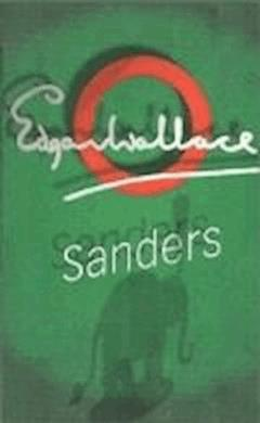 Sanders - Edgar Wallace - ebook