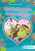 Pferde, Sommer, Sonnenschein - Kathrin Schrocke - E-Book