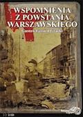 Wspomnienia z Powstania Warszawskiego - Gustaw Gerard Gracki - audiobook