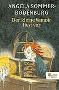Der kleine Vampir liest vor - Angela Sommer-Bodenburg - E-Book