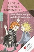 Der kleine Vampir und die Klassenfahrt - Angela Sommer-Bodenburg - E-Book