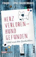 Herz verloren - Hund gefunden - Frauke Lüpke-Narberhaus - E-Book